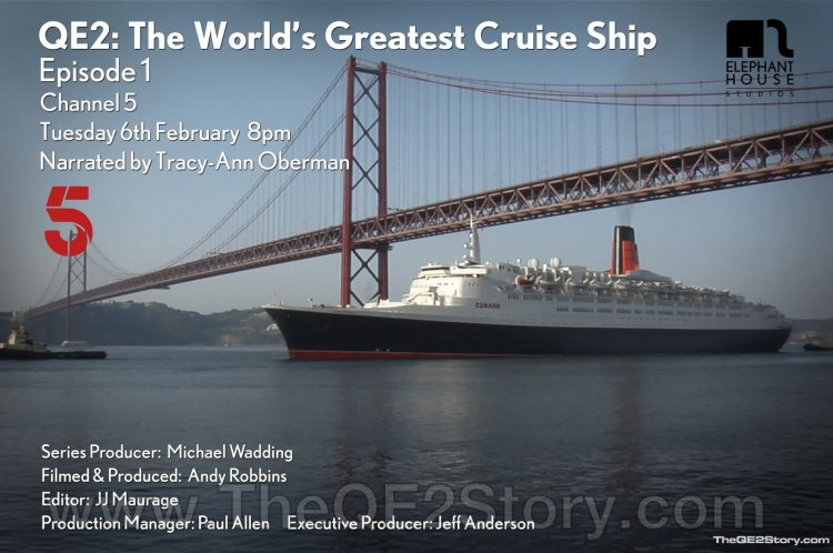 Channel Documentary QE The Worlds Greatest Cruise Ship - Qe2 cruise ship